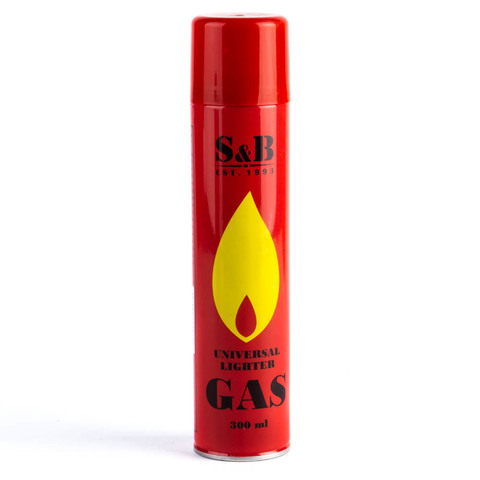 Газ S&B Universal lighter 300 ml