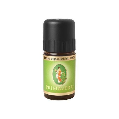 Эфирное масло Розы афганской био 10% Primavera, 5 мл