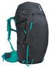 Картинка рюкзак туристический Thule Alltrail 45 Obsidian - 1