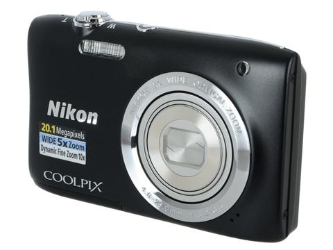Фотоаппарат NIKON Coolpix S2900BK