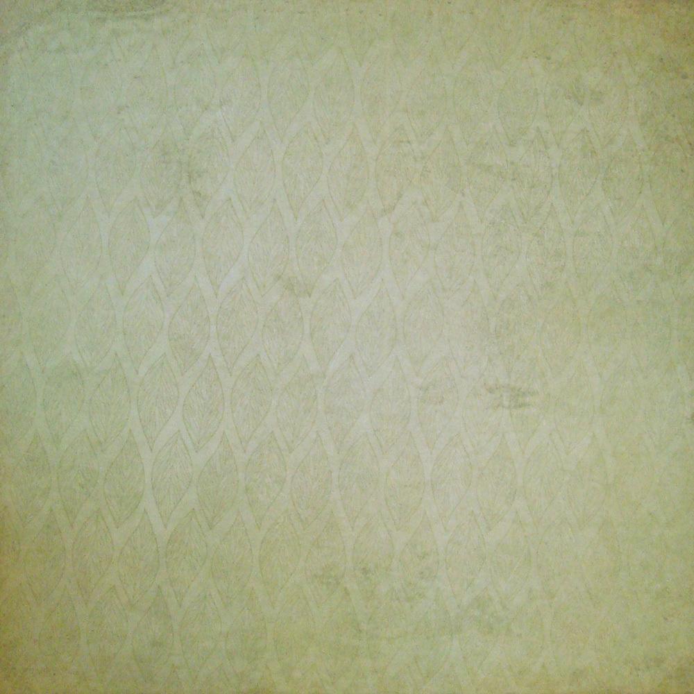 Бумага для скрапбукинга, серия «Ботаника» № 2