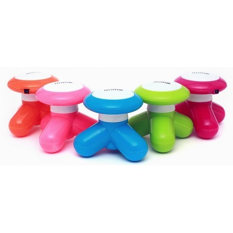 Компактный ручной USB вибро мини массажер Mimo Electric Massager