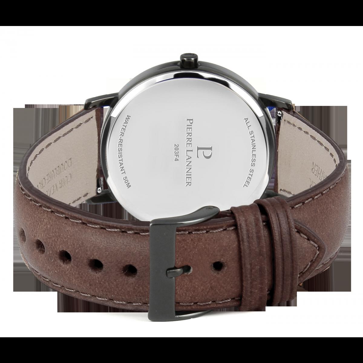 Мужские часы Pierre Lannier CityLine Box 384A434