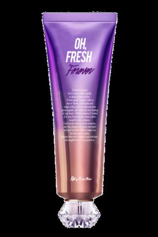 Крем для тела ЦВЕТОЧНЫЙ АРОМАТ ИРИСА Kiss by Rosemine Fragrance Cream - Oh, Fresh Forever, 140 мл