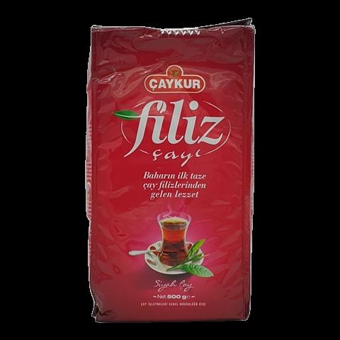Турецкий чёрный чай Filiz CAYKUR, 500 гр