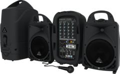 Звукоусилительные комплекты Behringer PPA500BT