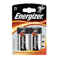 Батарейки Energizer LR20, D (2/24) BL