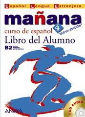 Manana 4 Libro del Alumno +D