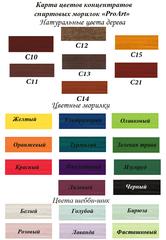 Фиолетовый, Концентрат морилки на растворителе, ProArt, 50мл.