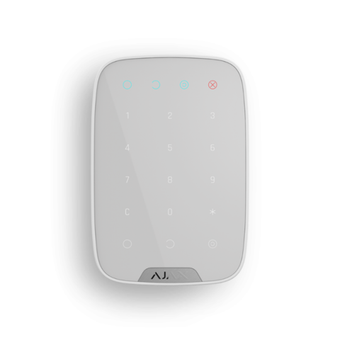 Cенсорная клавиатура Ajax KeyPad WHITE