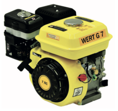 Двигатель WERT G 7 (W0101.001.00)