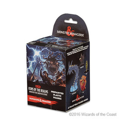 D&D Icons of the Realms - Monster Menagerie Booster