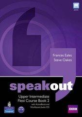 Speakout Up-Int Flexi Course 2 +DD
