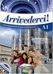 Arrivederci! 1 Libro + CD + DVD