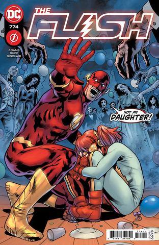 Flash Vol 5 #774 Cover A