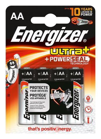 Батарейки Energizer LR6, AA (4/96) BL