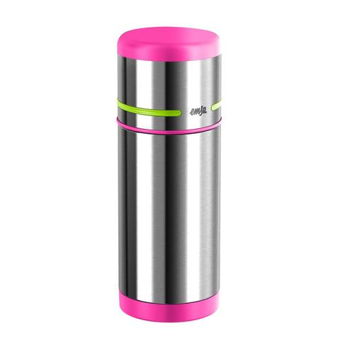 Термос Emsa Mobility Kids (0,35 литра), розовый/зеленый