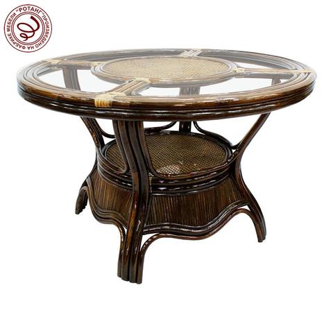 Стол обеденный SATURN Rings d=120