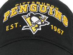 Бейсболка NHL Pittsburgh Penguins est. 1967