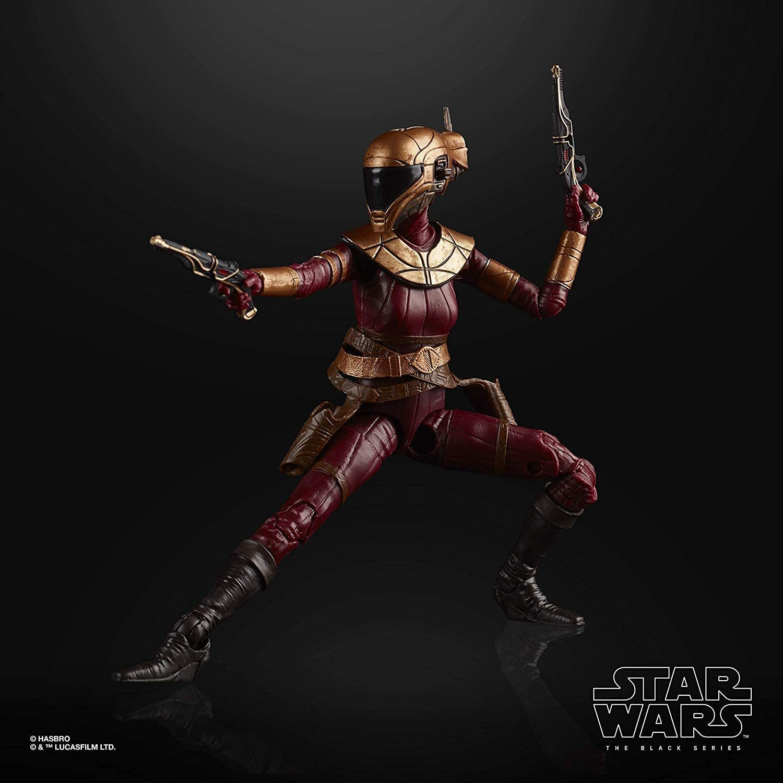 Фигурка Зори Блисс (Zorii Bliss) Star Wars: Black Series Звездные Войны