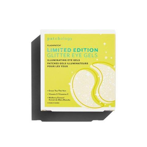 Patchology Осветляющие патчи с шиммером лимитированная коллекция Limited Edition FlashPatch® Illuminating Glitter Eye Gels