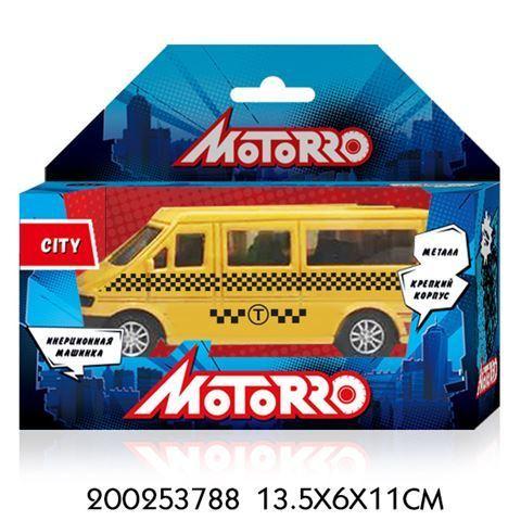 Машина металлическая Motorro, 1:43