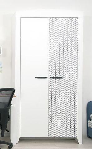 НОРДИК шкаф для одежды Ш1