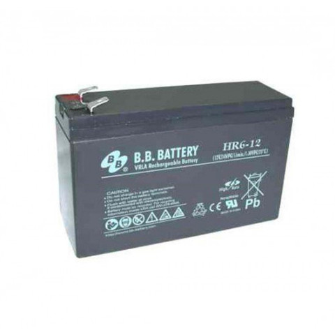 Аккумулятор BB Battery HR 6-12