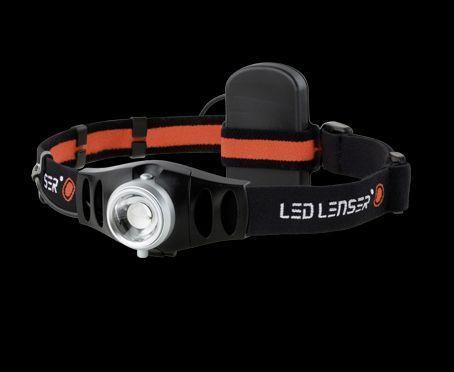 Фонарь светодиодный налобный LED LENSER H7