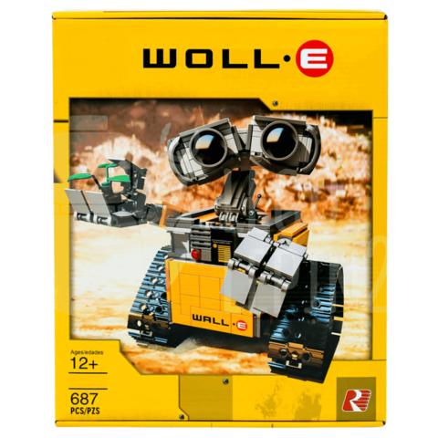 Конструктор King Builerds 16003 Робот ВАЛЛ-И