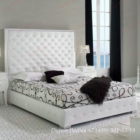 Кровать Dupen (Дюпен) 639 VALERIA