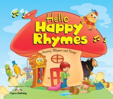 happy rhymes hello happy rhymes. Big story book (30*35sm)