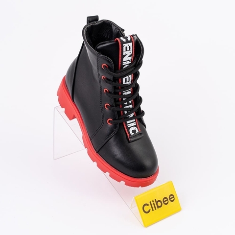 Clibee A96 Black/Red 27-32