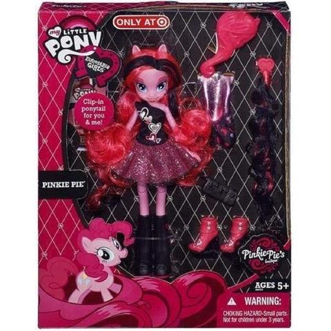 My Little Pony Девочки Эквестрии Пинки Пай с аксессуарами