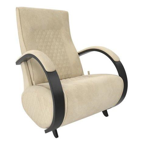 Кресло-глайдер Balance Balance-3 с накладками, венге/Verona Vanilla, 014.003