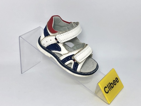 Clibee F267 White/Red 17-22