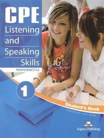 CPE Listening and Speaking Skills 1 (C2) with digiapp — пособие для учащегося с электронным приложением