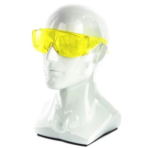 Очки защитные СИБРТЕХ открыт. типа желтые