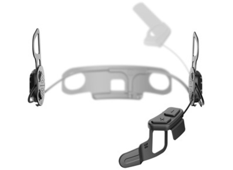 Bluetooth мотогарнитура с дистанционным управлением на руль SENA 10U для Shoei GT-Ai