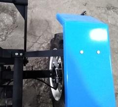 Адаптер задний с рулем АМ-2 для мотоблока