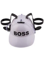 Каска с подставкой под банки Boss, фото 4
