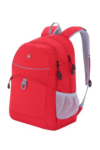 Городской рюкзак красный (26л) WENGER 6651114408