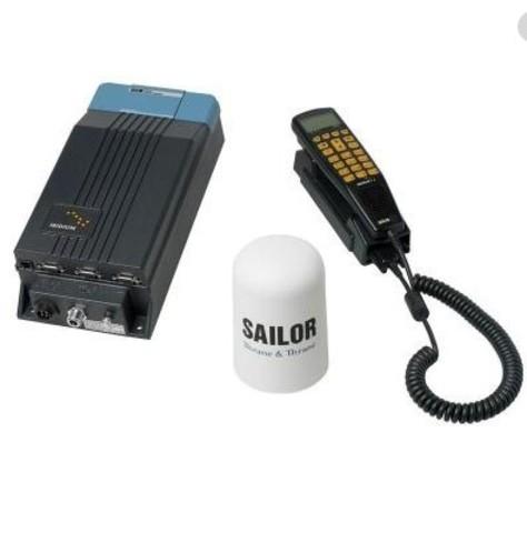 Купить Спутниковый терминал Sailor SC4000 по доступной цене