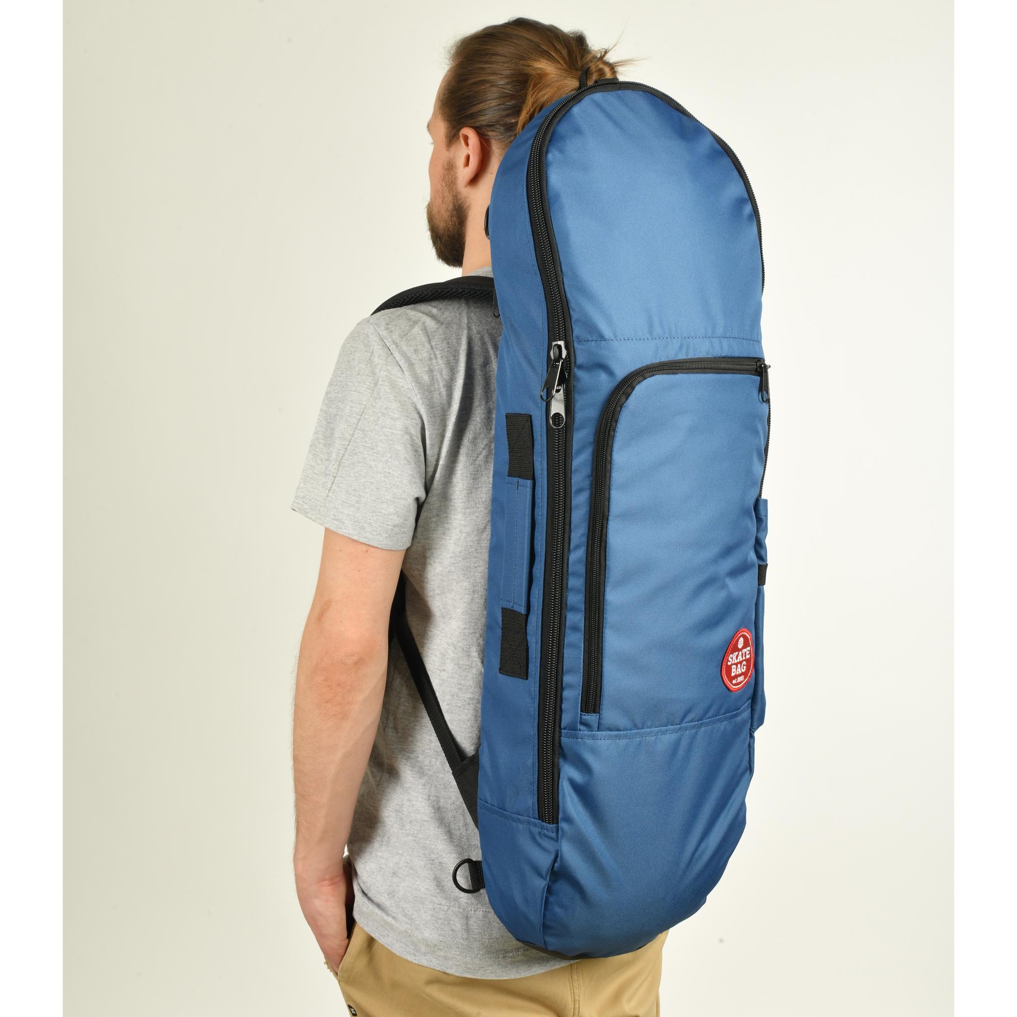 Чехол для скейтборда SKATE BAG Trip (Blue)