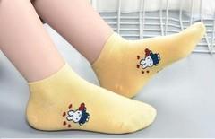 Носки для девочек (5 пар) арт. СВ8000-18 (р. 1-3 )
