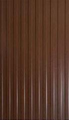 Профнастил С-20 (RAL 8017) коричневый шоколад 0,4мм (2м)