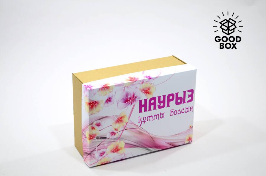 Красивые коробки на Наурыз купить недорого в Алматы