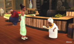 Disney The Princess and The Frog (для ПК, цифровой ключ)