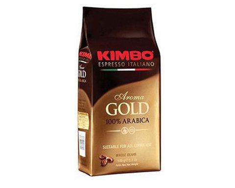 Kimbo Aroma Gold 100% Arabica, 250 г