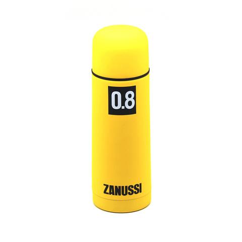 Термос желтый 0,8 л Cervinia, артикул ZVF41221CF, производитель - Zanussi
